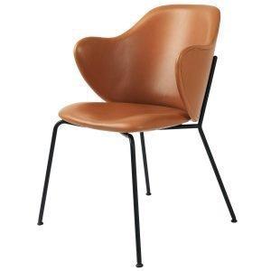 By Lassen Chair Tuoli Okra Nahka
