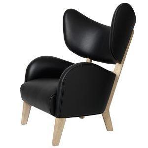 By Lassen My Own Chair Nojatuoli Tammi Musta