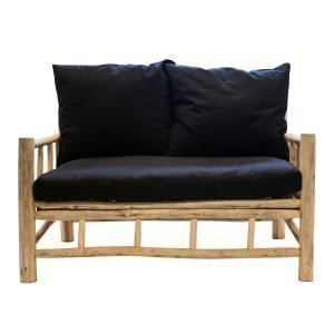 By On Vidar Loveseat Nojatuoli Natural