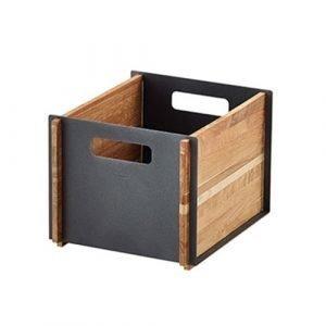 Cane Line Box Säilytyslaatikko Tiikki / Harmaa 35
