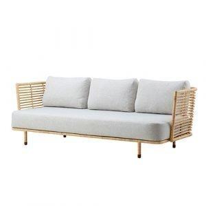 Cane Line Sense Istuintyynysetti Sohvalle Valkoinen