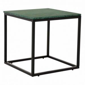 Carrie Sivupöytä 50 Musta/Vihreä