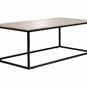 Carrie Sohvapöytä 120 Beige/Musta