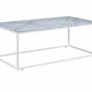 Carrie Sohvapöytä 120 Harmaa/Valkoinen