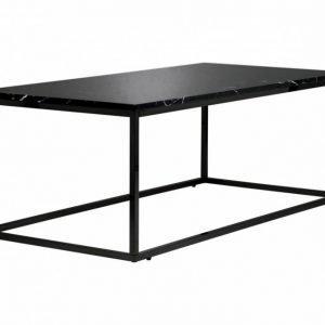 Carrie Sohvapöytä 120 Musta/Musta