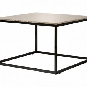 Carrie Sohvapöytä 70 Beige/Musta