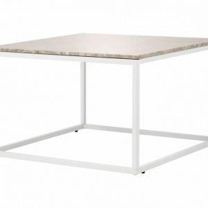 Carrie Sohvapöytä 70 Beige/Valkoinen