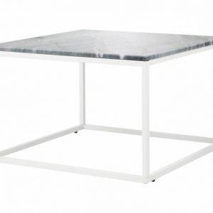 Carrie Sohvapöytä 70 Harmaa/Valkoinen