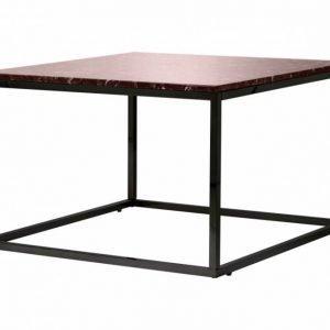 Carrie Sohvapöytä 70 Punainen/Musta
