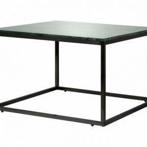Carrie Sohvapöytä 70 Vihreä/Musta
