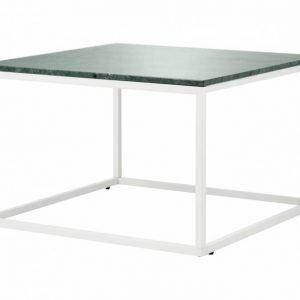Carrie Sohvapöytä 70 Vihreä/Valkoinen