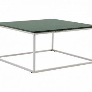 Carrie Sohvapöytä 90 Teräs/Vihreä