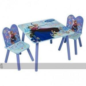 Cnh Pöytä Ja Tuolit Frozen