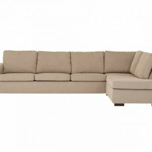 Connect Large L-Sohva Beige