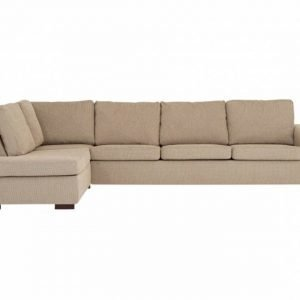 Connect Large L-Sohva Vasen Beige