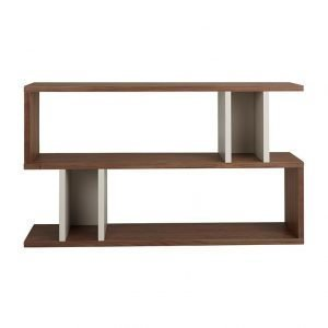 Content By Terence Conran Counter Balance Hylly Walnut / Pebble