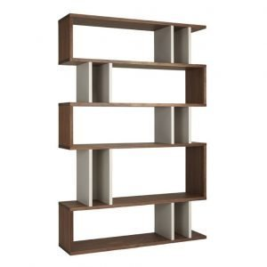 Content By Terence Conran Counter Balance Tall Hylly Walnut / Pebble