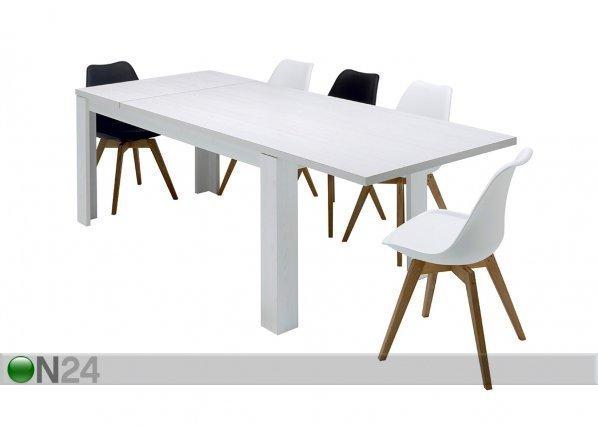 Csschmal Jatkettava Ruokapöytä Tio&You 90x180/230 Cm