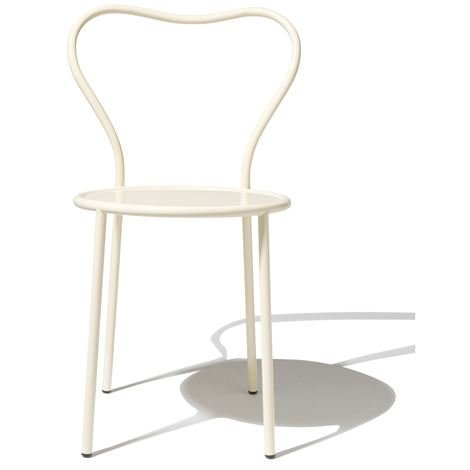 David Design Heart Chair Tuoli Beige