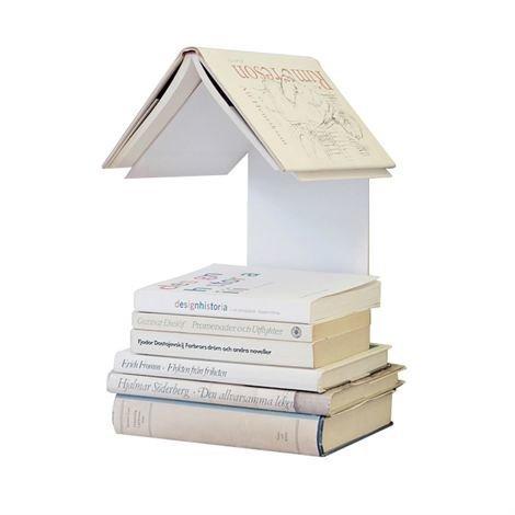 David Design Readers Nest Kirjahylly Valkoinen