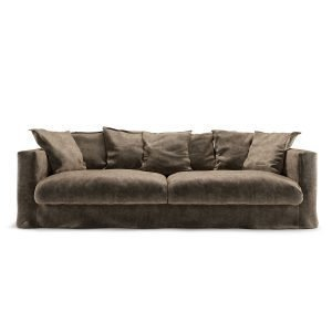 Decotique Le Grand Air 3-Istuttava Sohva Light Brown