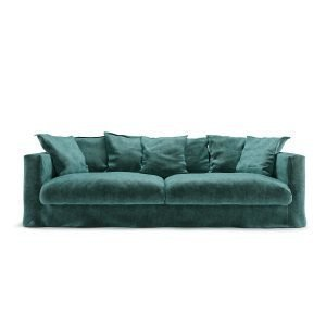 Decotique Le Grand Air 3-Istuttava Sohva Petrol Green