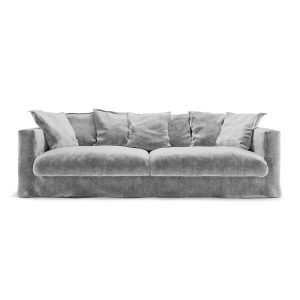 Decotique Le Grand Air 3-Istuttava Sohva Soft Silver