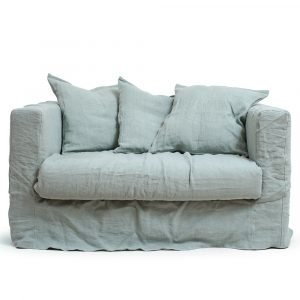 Decotique Le Grand Air Loveseat Nojatuoli Green Pear