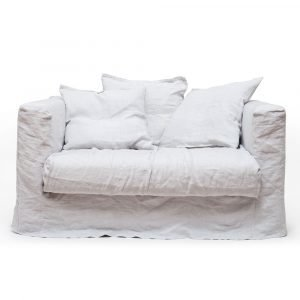 Decotique Le Grand Air Loveseat Nojatuoli Misty Grey