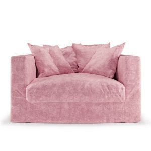 Decotique Le Grand Air Loveseat Nojatuoli Pastel Pink