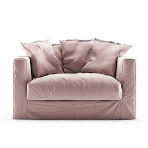Decotique Le Grand Air Loveseat Nojatuoli Sametti Cameo
