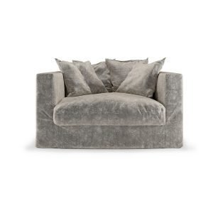Decotique Le Grand Air Loveseat Sohva Concrete