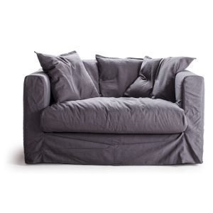 Decotique Le Grand Air Loveseat Sohva Harmaa