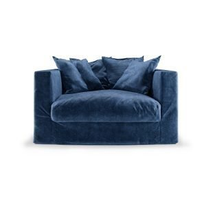 Decotique Le Grand Air Loveseat Sohva Midnight Blue