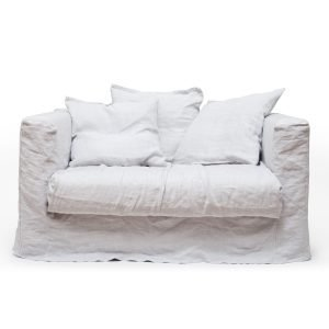 Decotique Le Grand Air Loveseat Sohva Misty Grey