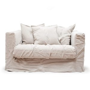 Decotique Le Grand Air Loveseat Sohva Natural Blonde