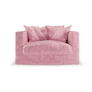 Decotique Le Grand Air Loveseat Sohva Pastel Pink
