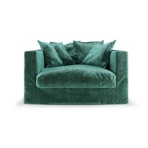 Decotique Le Grand Air Loveseat Sohva Petrol Green