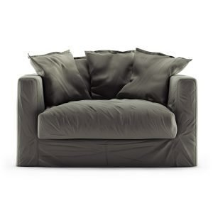 Decotique Le Grand Air Loveseat Sohva Sametti Roebuck