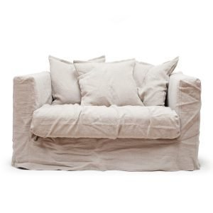 Decotique Le Grand Air Loveseat Sohva Savage Linen