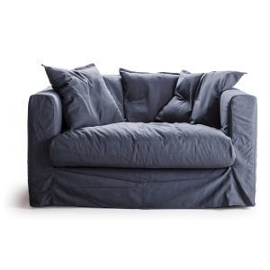 Decotique Le Grand Air Loveseat Sohva Sininen