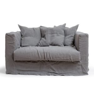 Decotique Le Grand Air Loveseat Sohva Smokey Granite