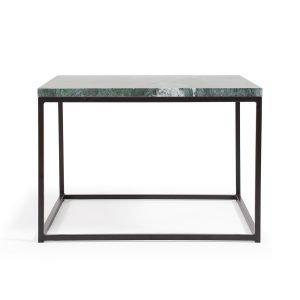 Decotique Marvelous Air Marmoripöytä Verde / Musta 60x60 Cm