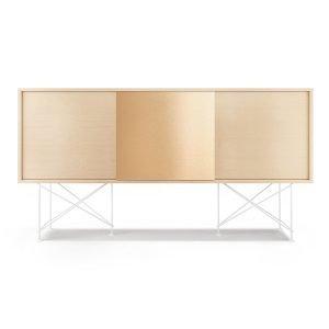 Decotique Vogue Sideboard Senkki 180h Valkoinen Tammi / 2wo1b / Valkoi