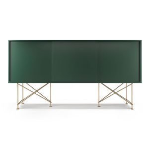 Decotique Vogue Sideboard Senkki 180h Vihreä / 3g / Messinki