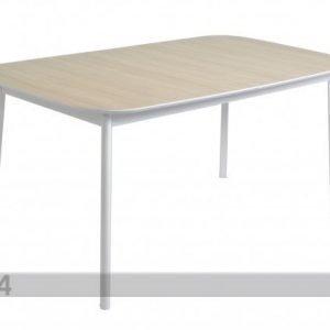 Demeyere Jatkettava Ruokapöytä Block 90x160-200 Cm