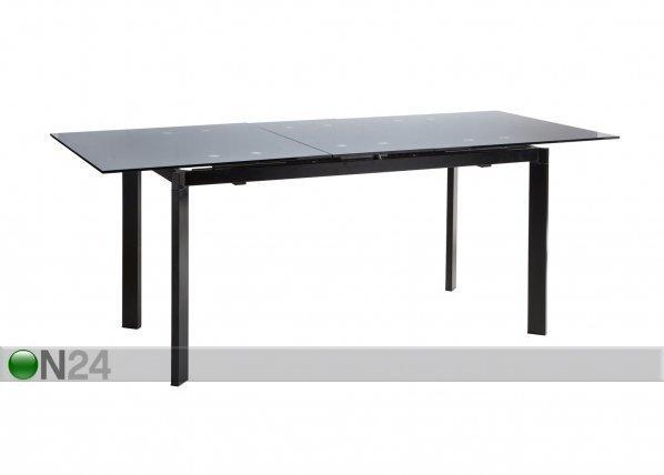 Demeyere Jatkettava Ruokapöytä Leopold 90x160/200 Cm