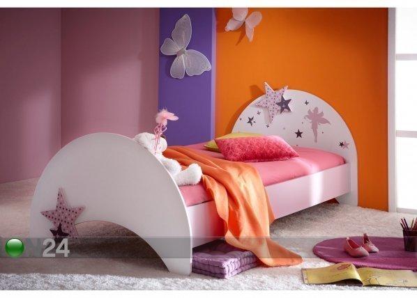 Demeyere Sänky Fairy+Patja Inter Bonnel 90x200 Cm