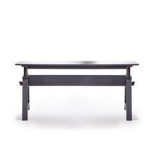 Department Astructure Pöytä Akaasia / Musta 140 Cm