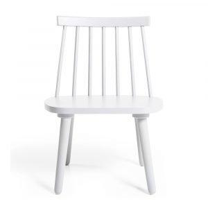 Department Wood H19 Lounge Tuoli Valkoinen